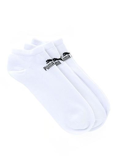 Puma Spor Çorap Beyaz